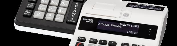 Kasa online DATECS WP-25