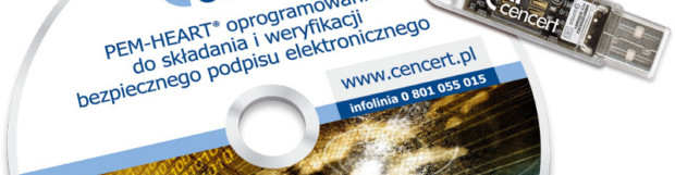 Certyfikat Cencert Zestaw Token 2 lata