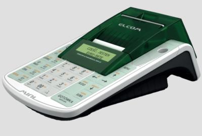 eKasa Elcom Euro-50TE Mini
